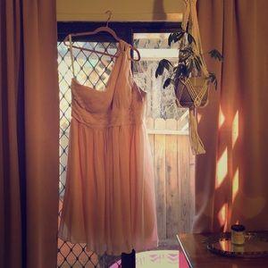 Size 24 Bill Levkoff bridesmaid dress